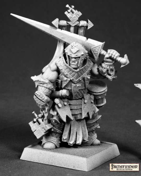 Oloch, Iconic Warpriest
