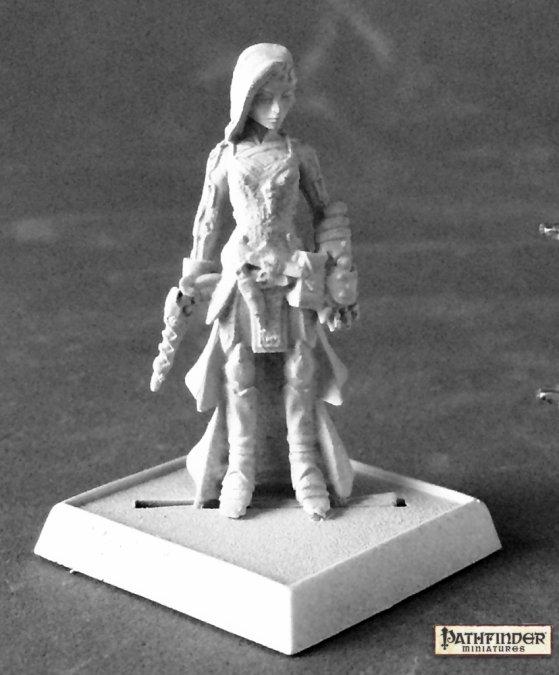 Meyanda, Android Priestess