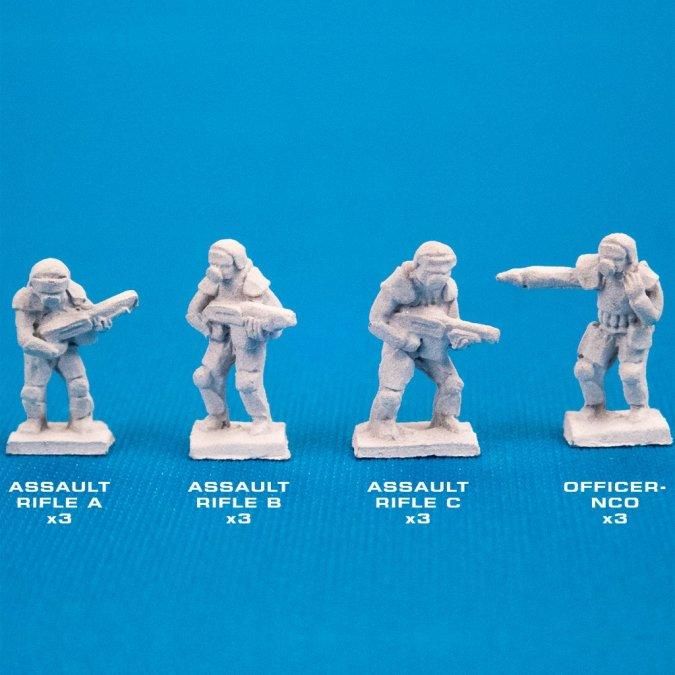 Reg. Infantry