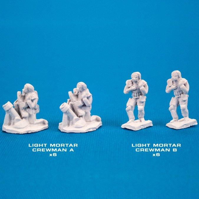 Infantry Light (Light Mortar)
