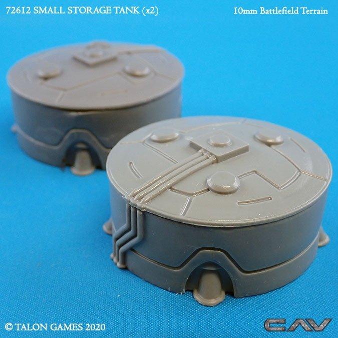 Small Storage Tank