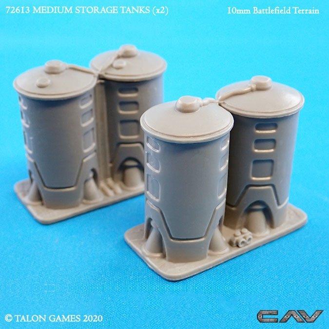 Medium Storage Tank