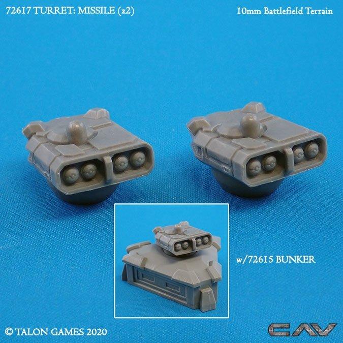 Turret: Missile