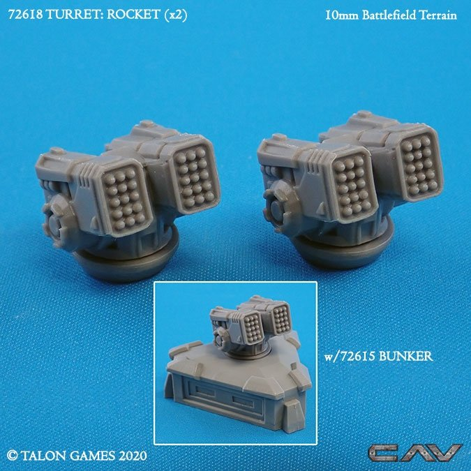 Turret: Rocket