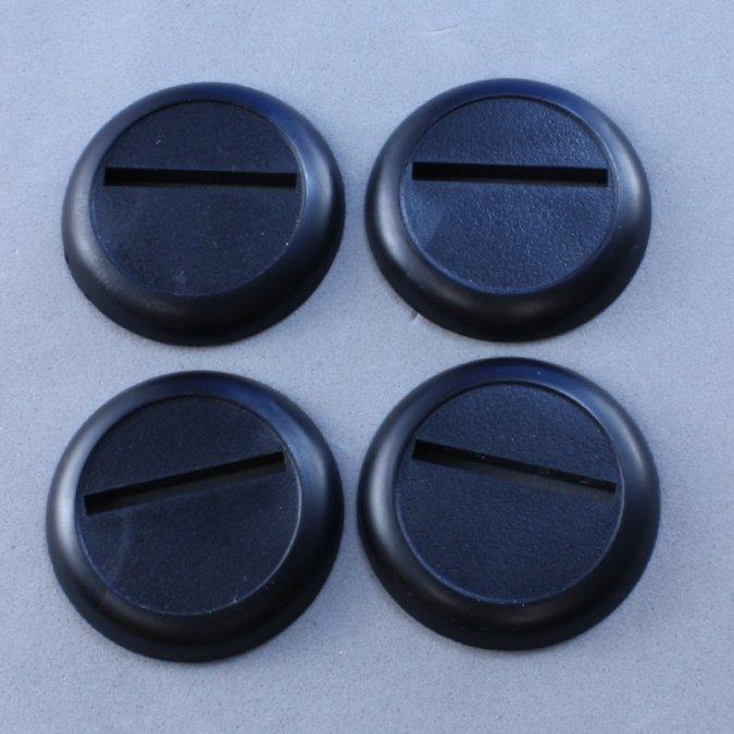 30mm Round Plastic Display Base (12)