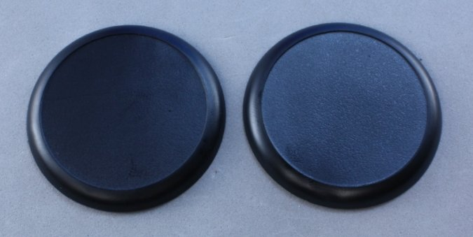 45mm Round Plastic Display Base (10)