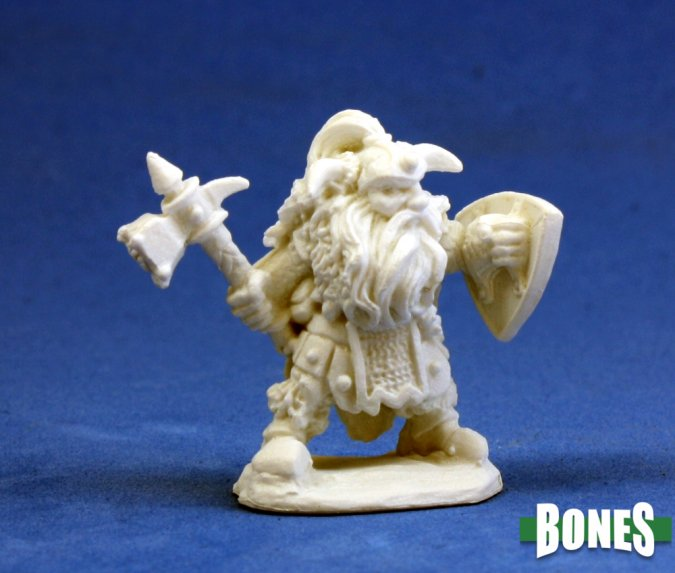 Fulumbar, Dwarf Warrior
