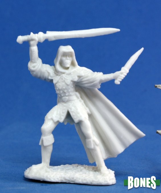 Danar, Male Assassin