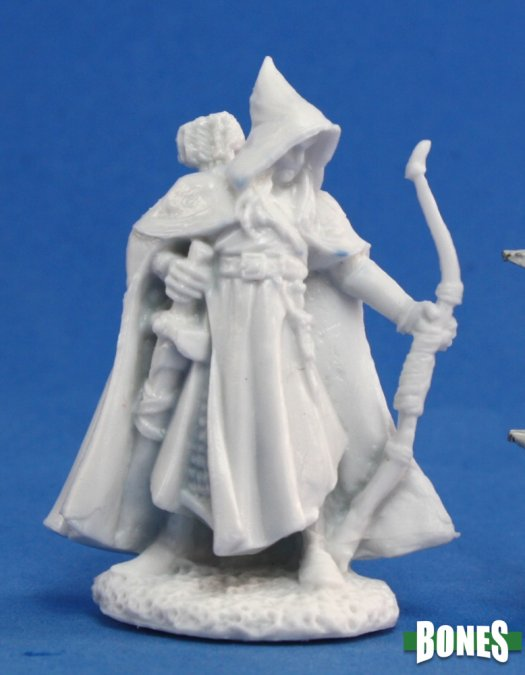 Arthrand Nightblade, Elf Ranger
