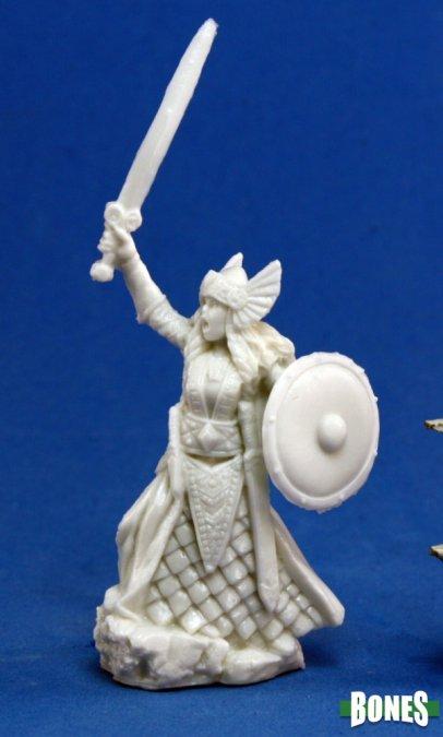 Aina, Female Valkyrie