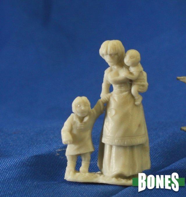Townsfolk: Mom & Kids