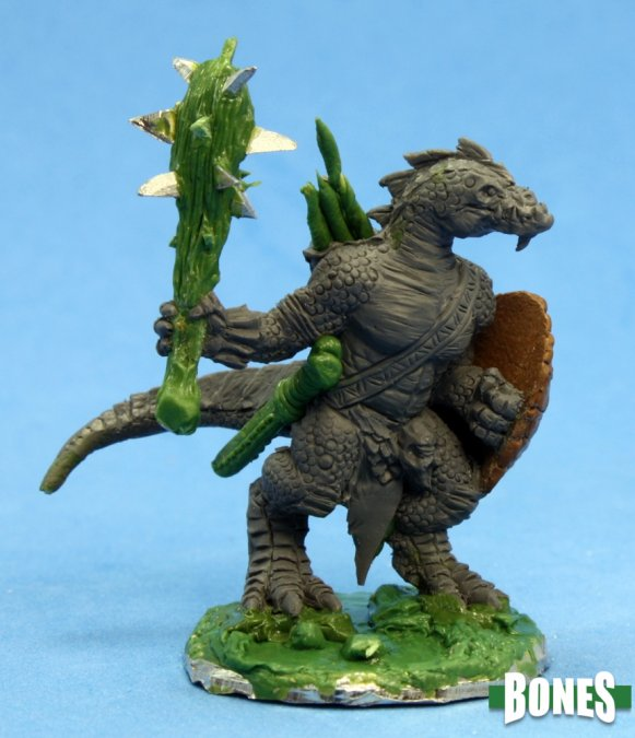 Lizardman Warrior