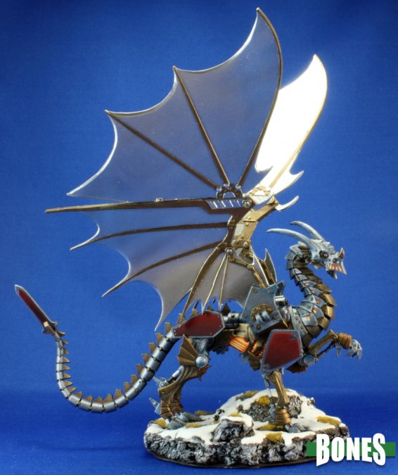 Wyrmgear, Clockwork Dragon