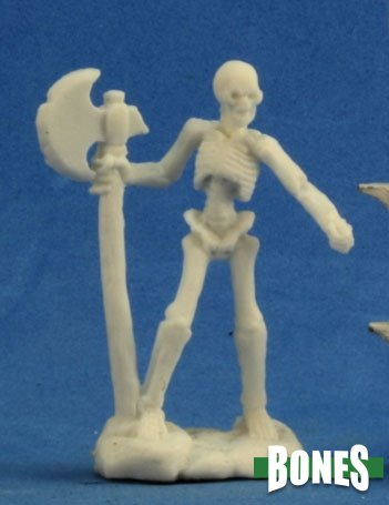 Skeleton Warrior Axeman (3)