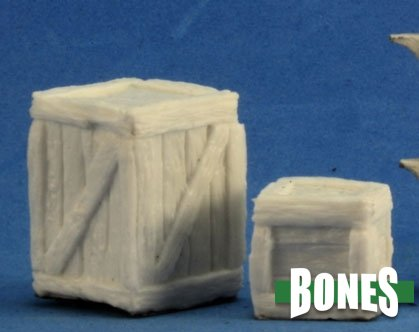 Crates (Large and Small)(2)
