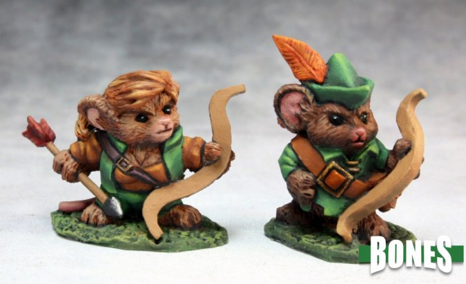 Mousling Ranger and Yeoman