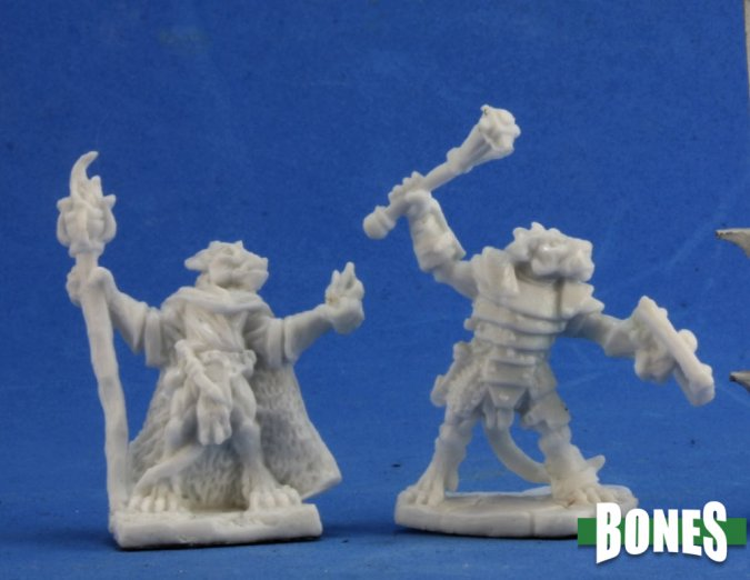Kobold Leaders (2)