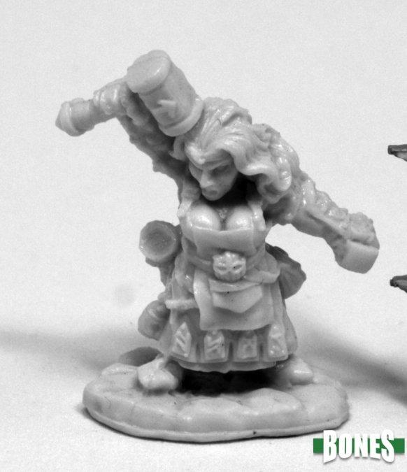 Margara, Dwarf Shaman