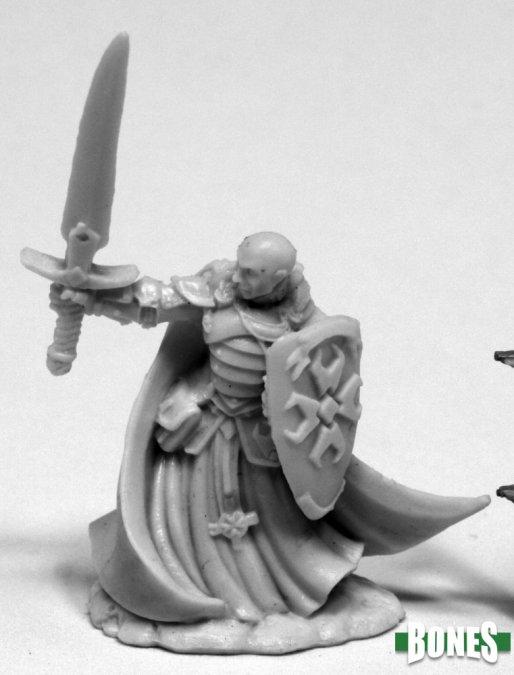 Sir Malcolm, Templar Lightbringer