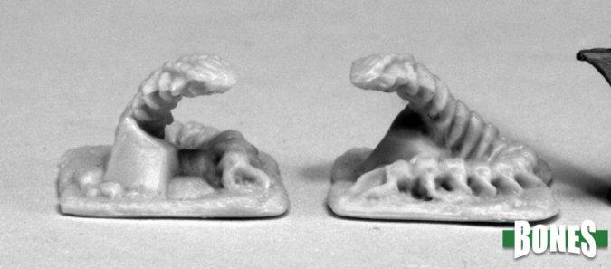 Dungeon Vermin  - Centipede (2)