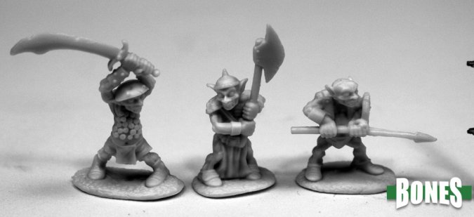 Goblin Warriors (6)
