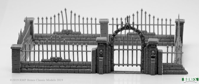 Harrowgate Graveyard Set