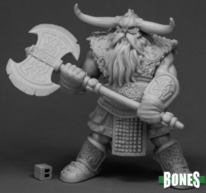 Frost Giant Bodyguard (2H Axe)