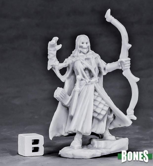 Undead Elf Archer