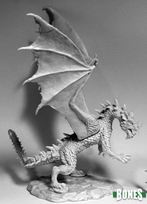 Stormwing, Dragon