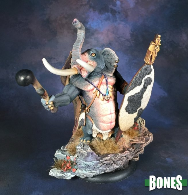 Avatar of Strength (Elephant)