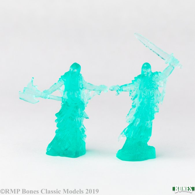 Wraith Duelists (2)
