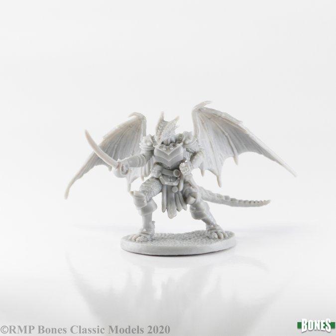 Tazythas, Dragonfolk Rogue