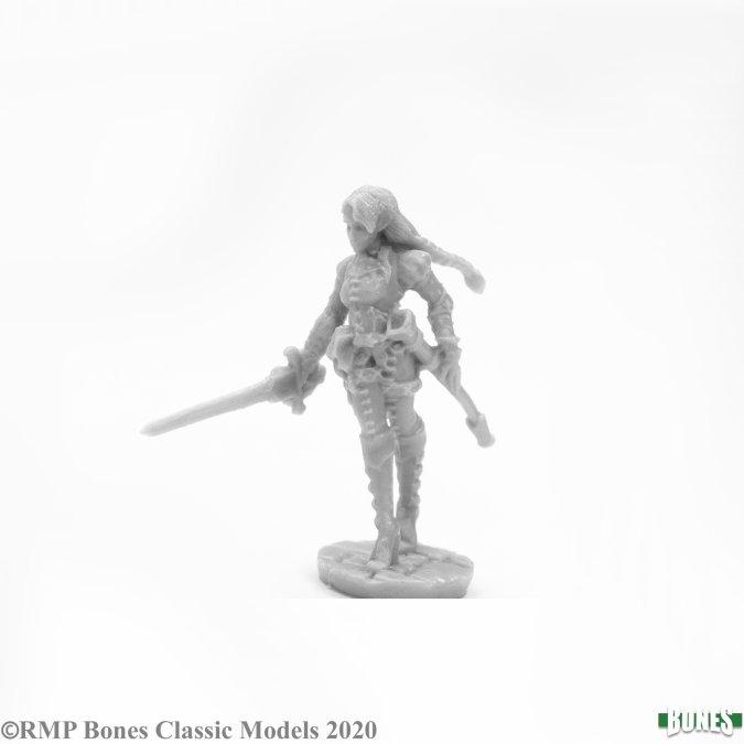 Bryn, Half Elf Rogue