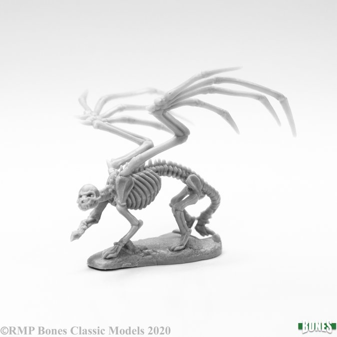 Skeletal Manticore
