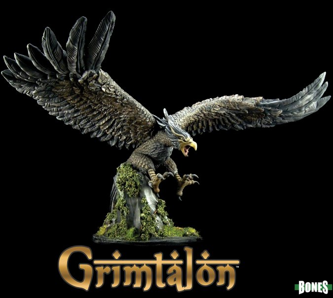 Grimtalon the Roc Deluxe Boxed Set