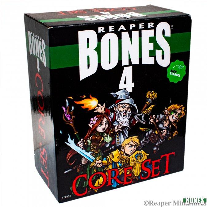 Bones 4 Core Set