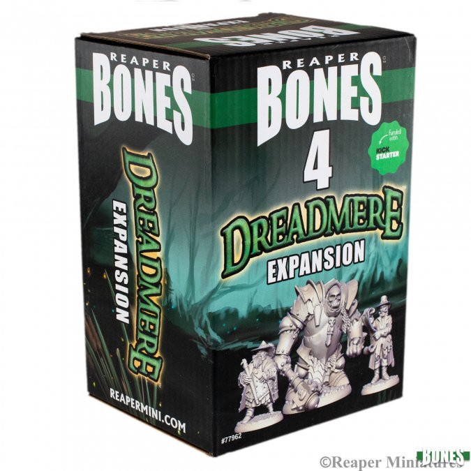Bones 4 Dreadmere Expansion