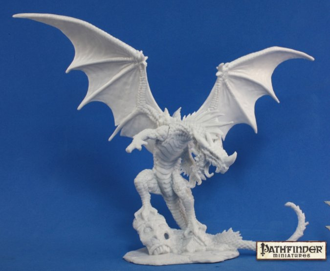 Pathfinder Red Dragon