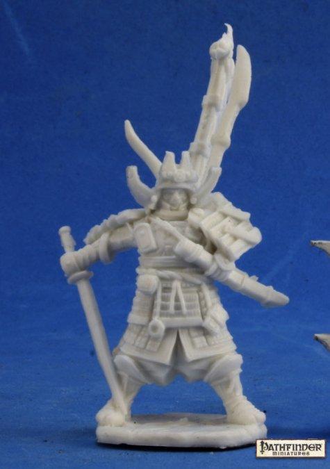 Nakayama Hayato, Iconic Samurai