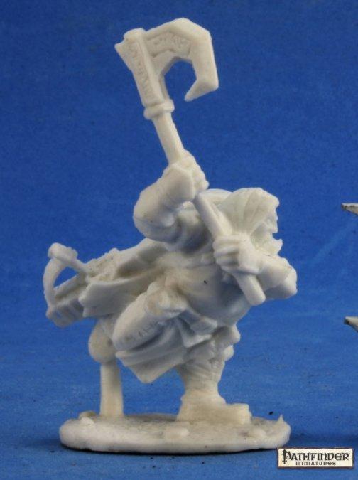 Harsk, Iconic Dwarf Ranger