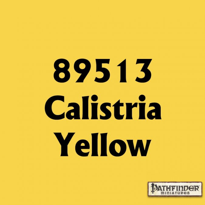 Calistria Yellow