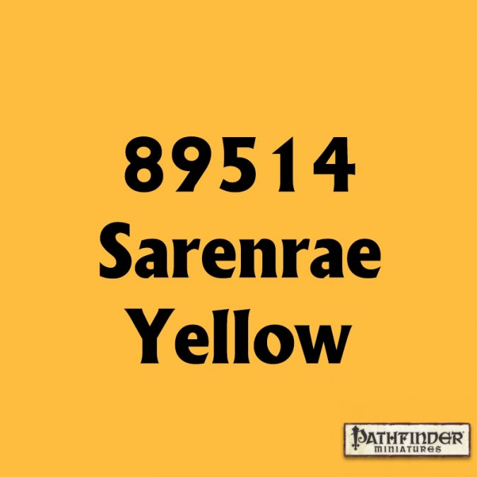 Sarenrae Yellow