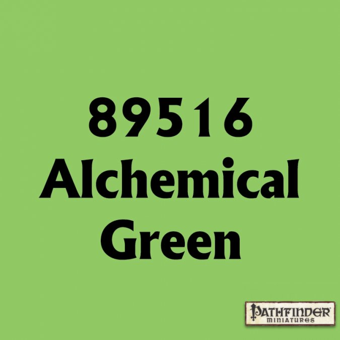 Alchemical Green