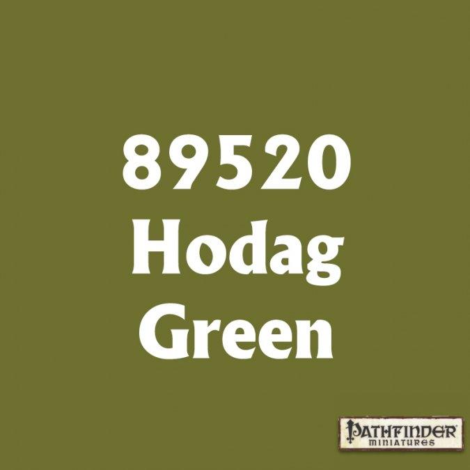 Hodag Green