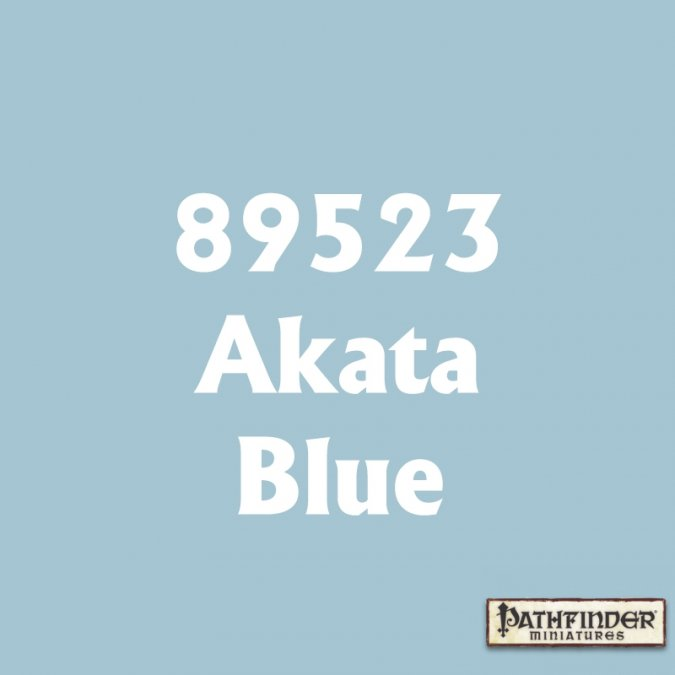 Akata Blue