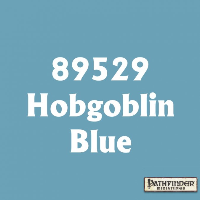 Hobgoblin Blue