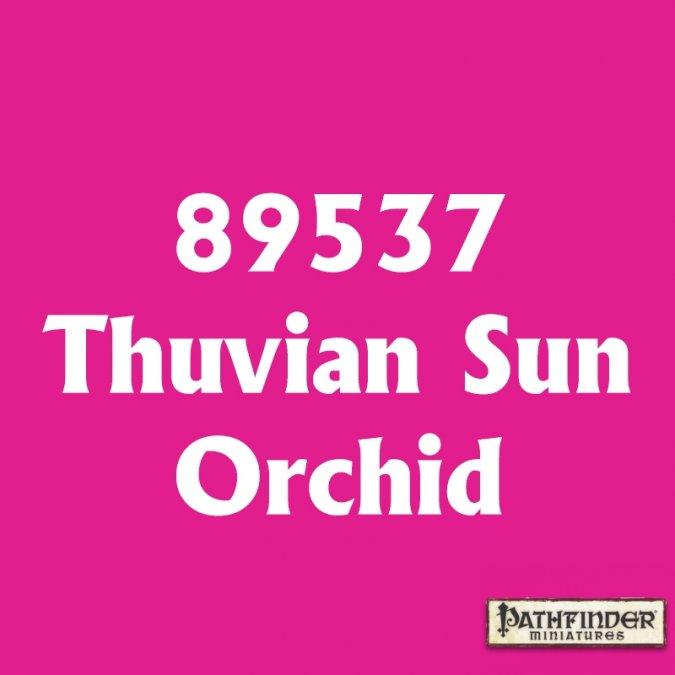 Thuvian Sun Orchid