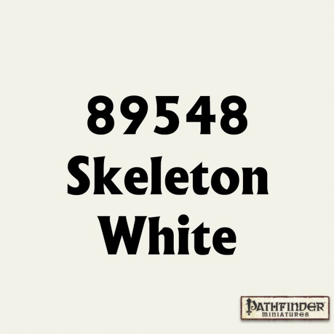 Skeleton White