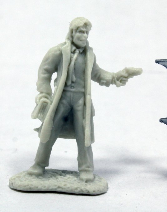 Deadlands Noir Occult Detective