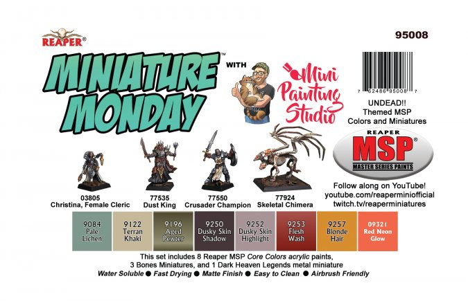 Miniature Monday: Undead